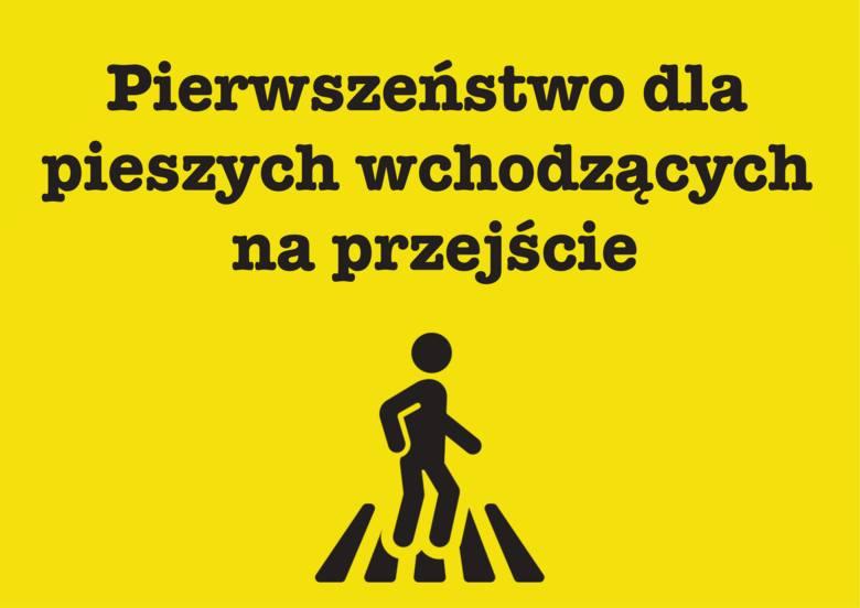 Coraz więcej osób ginie na przejściach dla pieszych. Ruchy miejskie z całej Polski apelują o zmianę przepisów Kodeksu Drogowego