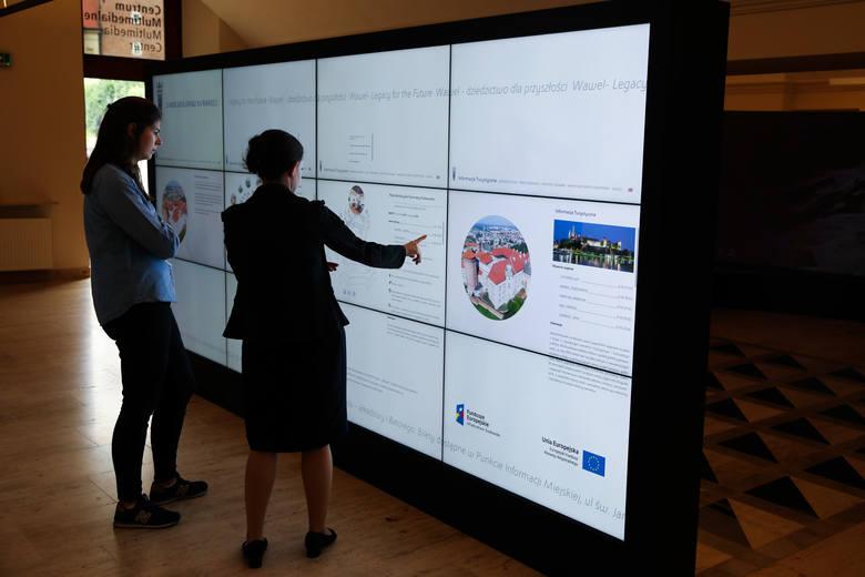Na Wawelu powstało Centrum Multimedialne dla turystów [ZDJĘCIA]
