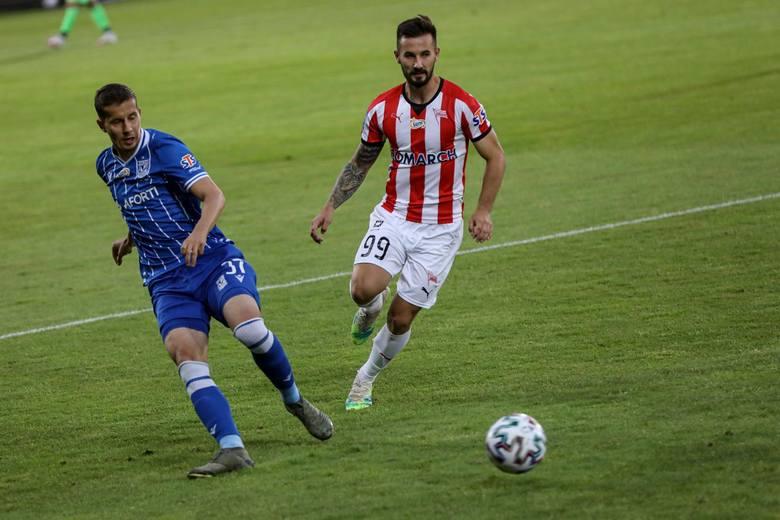 Tomas Vestenicky - 53Napastnik do tej pory rozegrał w Cracovii tylko dwa całe sezony, często był wypożyczany. Może wreszcie teraz wykorzysta szansę?