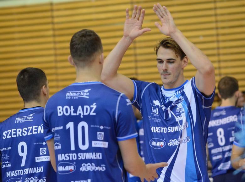 Ślepsk Malow Suwałki drugi raz w sezonie pokonał Trefla Gdańsk