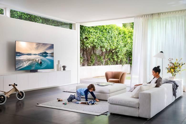 Rynek telewizorów w Polsce 2020. Polacy zdecydowanie wolą telewizory QLED od urządzeń działających w technologii OLED