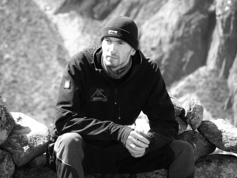 śmierć alpinisty w Himalajach, w Himalajach zginął  Grzegorz Kukurowski z gorzowskiego klubu