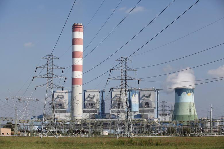 Elektrownia Opole. Bloki energetyczne w gminie Dobrzeń Wielki.