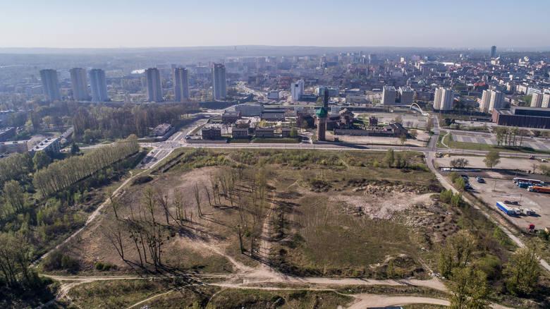 Pierwsza dzielnica. Architekt Przemo Łukasik o osiedlu w Strefie Kultury w Katowicach. Inwestor: TDJ Estate. Budowa zaczęła się wiosną 2019