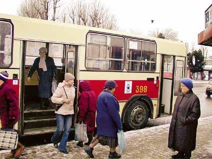 Od nowego roku w autobusach przemyskiego MZK nastąpiły zmiany w korzystaniu z bezpłatnych i ulgowych przejazdów.