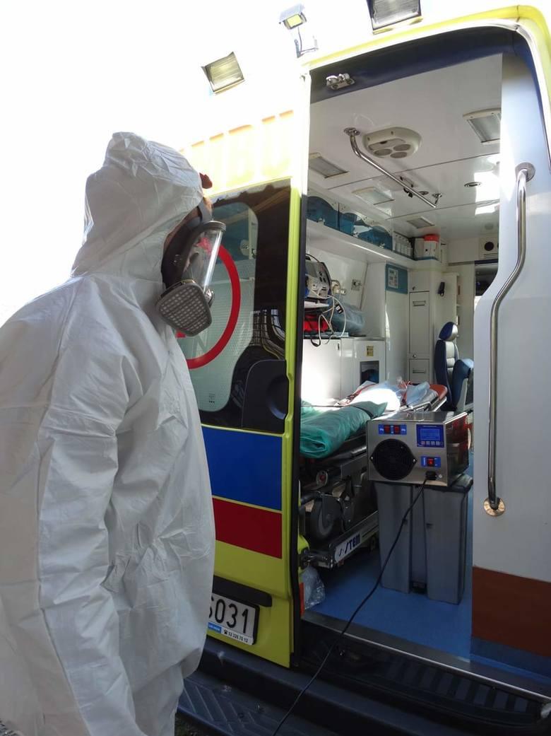Dekontaminacja, dezynfekcja i ozonowanie pomieszczeń z patogenów wirusa Covid-19