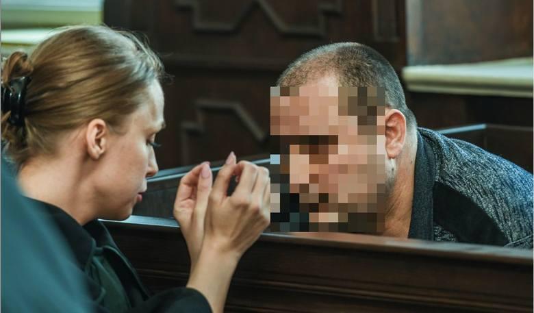 Śledczych doprowadził do P. jego brat, który chciał wyłudzić od swojej bratowej okup za milczenie w sprawie zabójstwa
