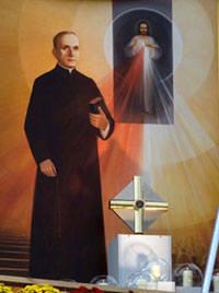 Patron, Apostoł Miłosierdzia, bł. ks. Michała Sopoćko,