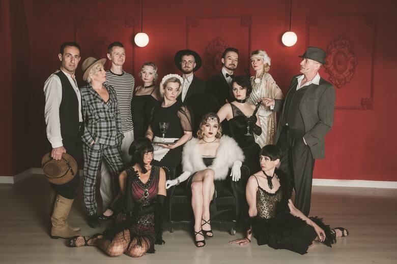 """""""Rebeka"""" to nowy spektakl Teatru Tanga, który opowie historię tytułowej bohaterki w czasach przedwojennej Warszawy."""