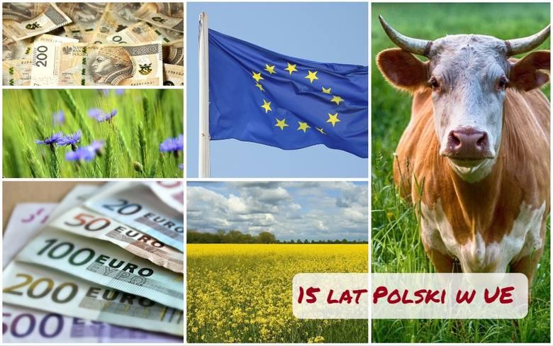 Od 2004 roku rolnicy dostali z unijnego budżetu 305 291 173 361,83 zł różnego rodzaju dopłat. Przykładowo gospodarze z Kujawsko-Pomorskiego otrzymali