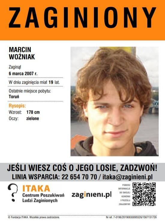 Zaginieni w województwie kujawsko-pomorskim to długa lista osób, po których ślad zaginął, a służbom do tej pory nie udało się wpaść na ich trop. Co miesiąc