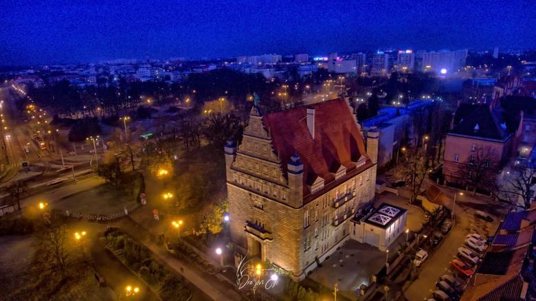 Zobaczcie jak niesamowicie prezentuje się Toruń na zdjęciach z drona. Fotografie publikujemy dzięki uprzejmości Focus Art, Wex Studio oraz Dragon Eye
