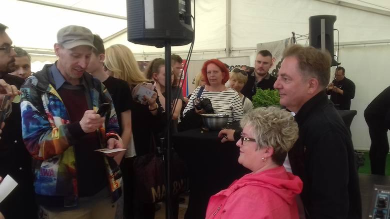 O godzinie 13 w Bydgoszczy rozpoczęła się 3. edycja Blogger Food Festival. Na Wyspie Młyńskiej trwa rywalizacja bloggerów kulinarnych, którzy próbują
