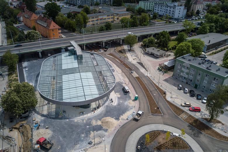 Centrum przesiadkowe, przebudowana zajezdnia MZK, stacje ładowania autobusów to jeszcze nie wszystkie inwestycje, które sprawią, że będziemy jeździć