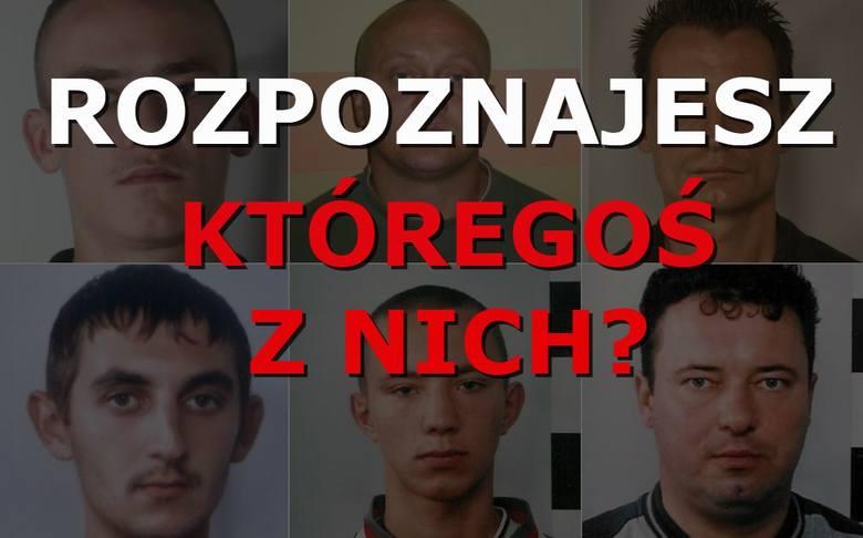 Zobacz zdjęcia osób z Wielkopolski poszukiwanych przez policję listami gończymi. Może kogoś rozpoznajesz i dzięki Tobie policja zakończy poszukiwania?