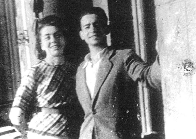 Sergiusz Kościałkowski jako maturzysta Gimnazjum im. Adama Mickiewicza w Wilnie (czerwiec 1936 r.)