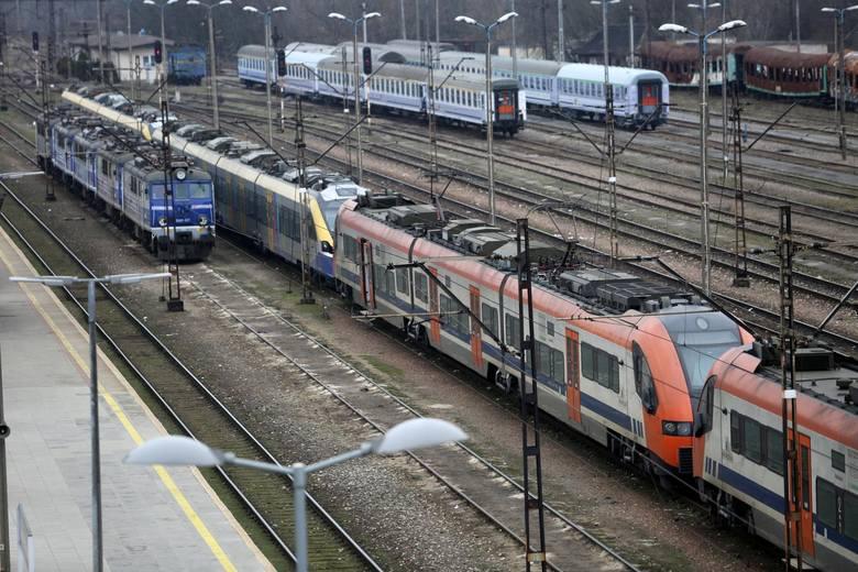 Dobra wiadomość dla podróżujących pociągami. Szybciej i wygodniej dojadą w Bieszczady