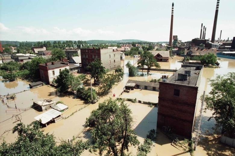 Mija 20 lat od powodzi tysiąclecia. Ośmioro bohaterów tamtych dni opowiada nam o lipcu 1997