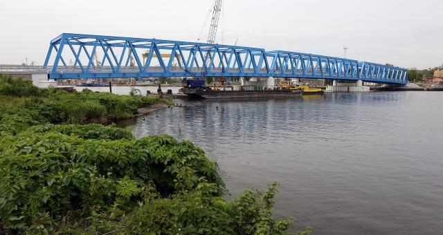 Każdy może wjechać mostem Brdowskim na wyspę