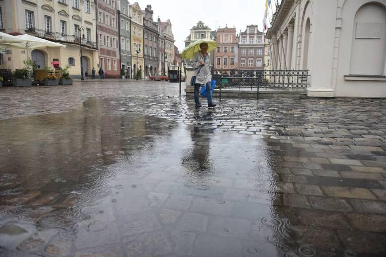 W piątek pochmurno z przejaśnieniami. W niedzielę nawet śnieg z deszczem! [PROGNOZA]