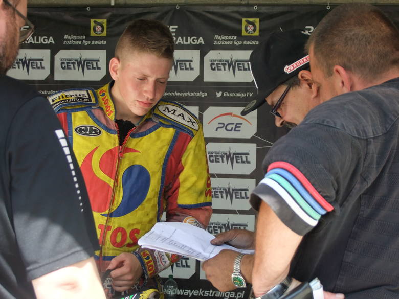 Drużyna Get Well Toruń będzie miała dwóch nowych zawodników - w czwartek praktyczną część egzaminu na certyfikat pozytywnie przeszli Justin Stolp i Jakub