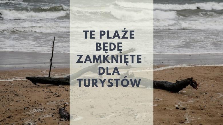 Od czerwca do września 2019 na niektórych nadbałtyckich plażach zamiast turystów zobaczymy maszyny budowlane. Ma to związek z pogłębianiem toru morskiego,