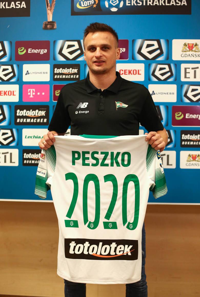 Sławomir Peszko, piłkarz Lechii Gdańsk: Podpadają inni, a i tak wracają do mnie [ROZMOWA]