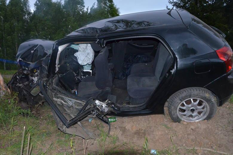 Do groźnego w skutkach wypadku doszło w Paulinowie