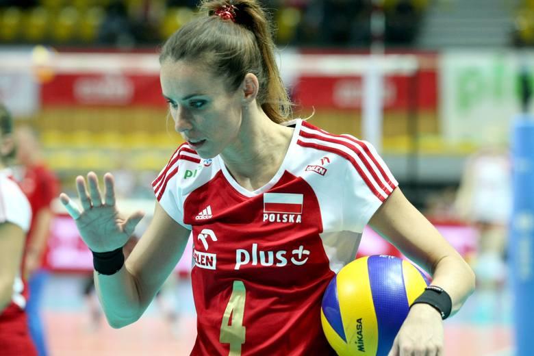 Izabela Bełcik - urodzona 29 listopada 1980 roku w Malborku siatkarka. Wychowanka Juranda Malbork, która występowała później m.in. w Enerdze Gedanii