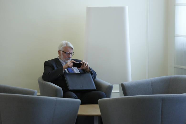 Poseł Witold Waszczykowski (PiS)