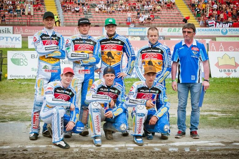 Byki rzutem na taśmę wygrały derby w Gnieźnie