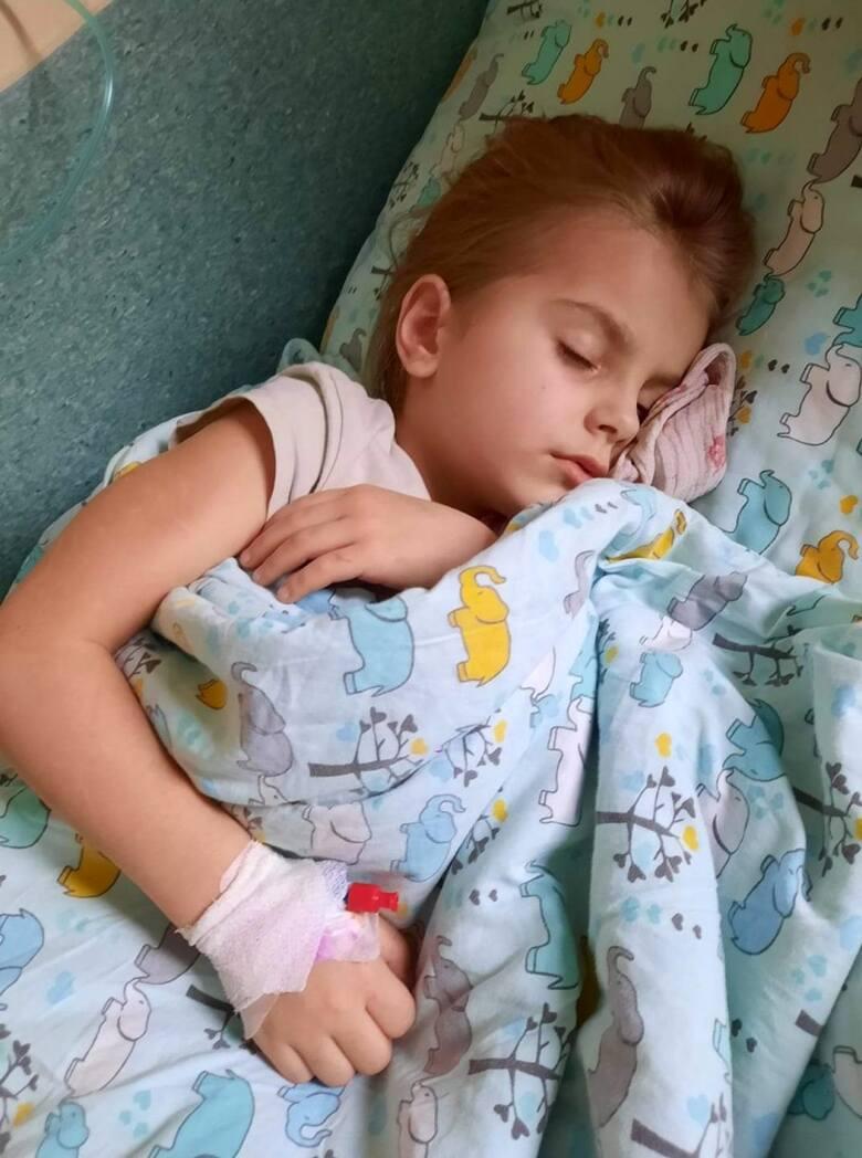 Pola Materna musi przejść drogie leczenie, na które trzeba zebrać 1,2 mln zł. Każdy z nas może pomóc