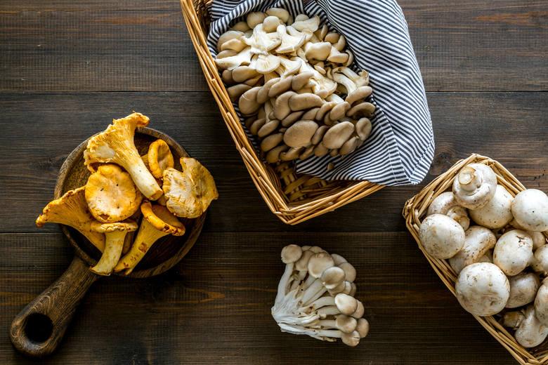 grzyby - wartości odżywcze i lecznice. Czy grzyby jadalne są zdrowe? Dlaczego warto jeść grzyby?