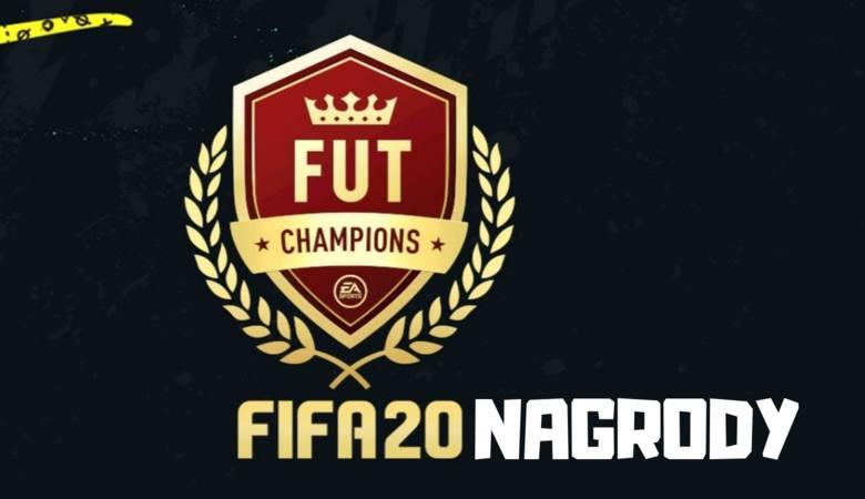 nagrody za fut champions fifa 20