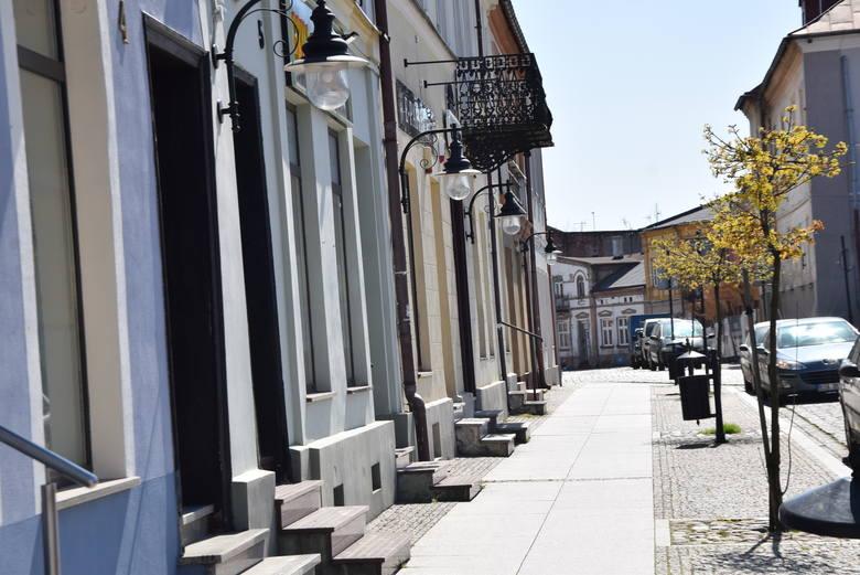 Stare Miasto w Sieradzu w sobotnie popołudnie - ZDJĘCIA