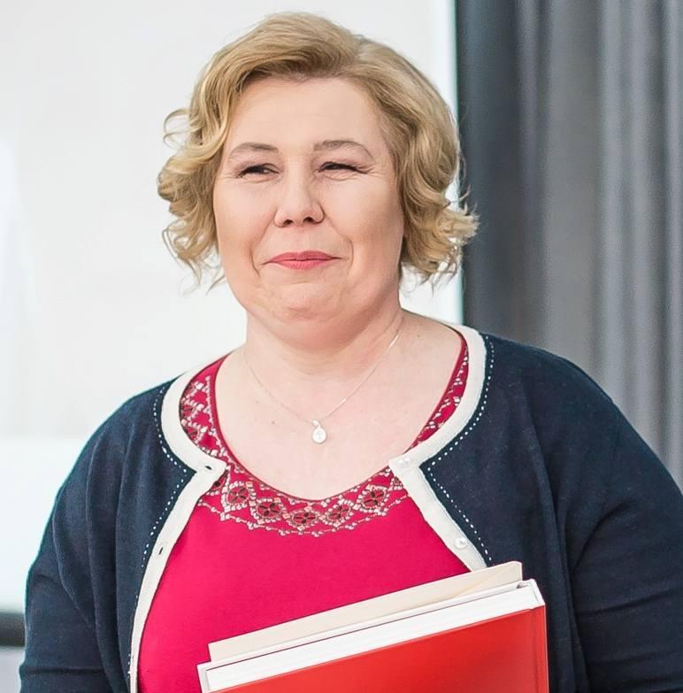 Marzena Przeździecka - inicjatorka stowarzyszenia Seroczyn