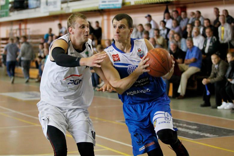 Paweł Bogdanowicz był bohaterem meczu w Radomiu.