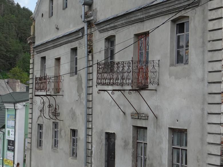 Budynek w Krzemieńcu
