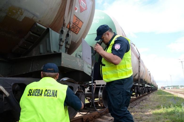 Siemianówka. Przejście graniczne ma nowy sprzęt do walki z przemytem (zdjęcia)