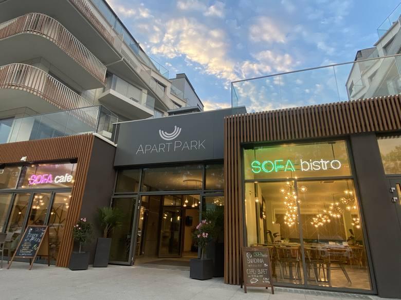 ApartPark Baltic Home Świnoujście