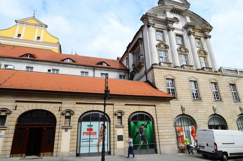 Na razie w lokalu przy Paderewskiego trwa remont.