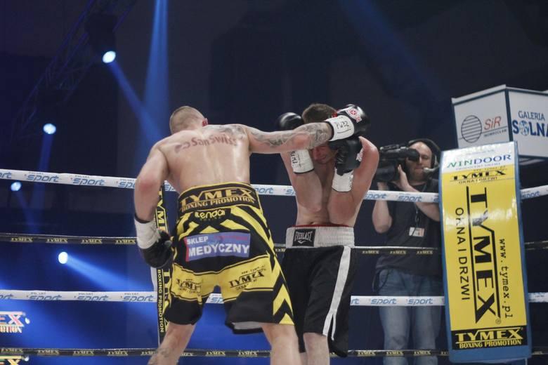 Tymex Boxing Night w Inowrocławiu