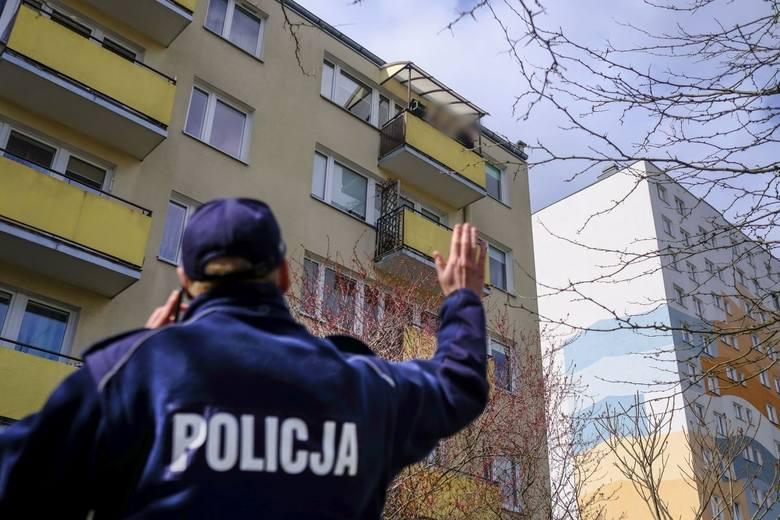 20 tys. grzywny za złamanie kwarantanny dla mieszkańca powiatu gryfickiego! - 05.04.2020