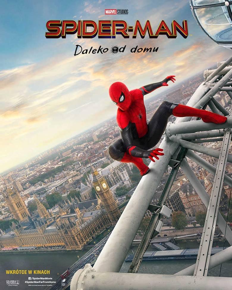 Sala 1:<br /> 12.07.2019 r. PIĄTEK<br /> 11 - Spider - Man: daleko od domu 2d dubbing USA 135' | bilety 12zł<br /> 18 - Spider - Man: daleko od domu 2d dubbing | bilety 20zł I 18zł I 16zł <br /> 20.30 - Spider - Man: daleko od domu 2d napisy | bilety 20zł I 18zł I 16zł<br /> 13.07.2019 r....