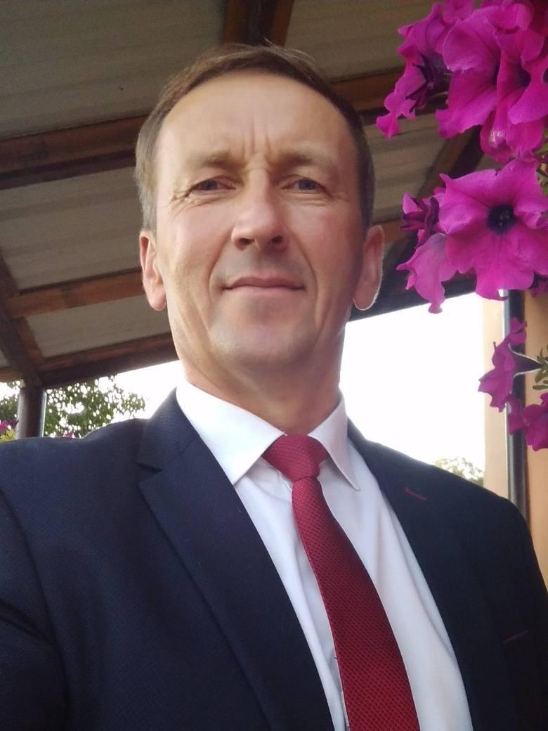 Sołtys Roku - Krzysztof Gawryszczak