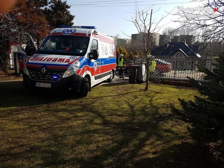 Tragedia w Radlinie. Jedna osoba nie żyje, dwie trafiły do szpitala