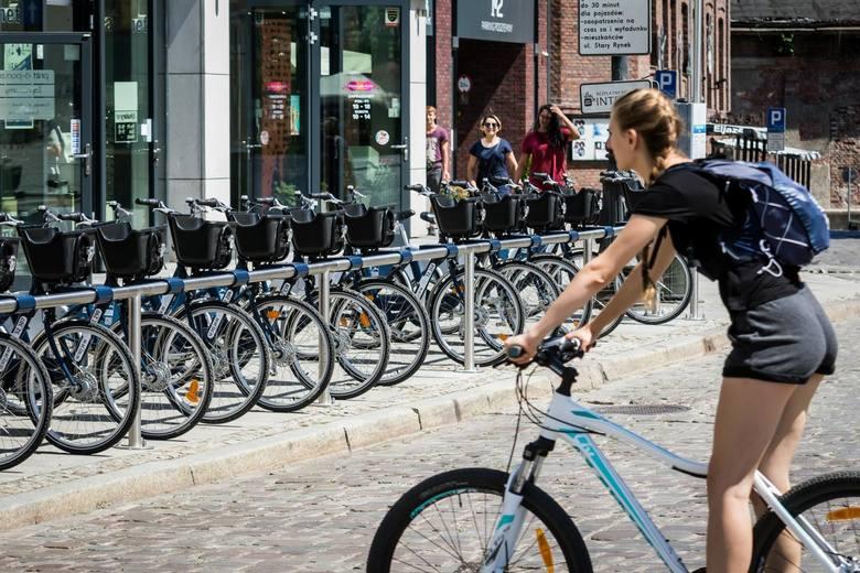 Bydgoski Rower Aglomeracyjny działa od 2015 roku. Od początku bił wśród bydgoszczan rekordy popularności. Jak wypada na tle innych miejskich systemów