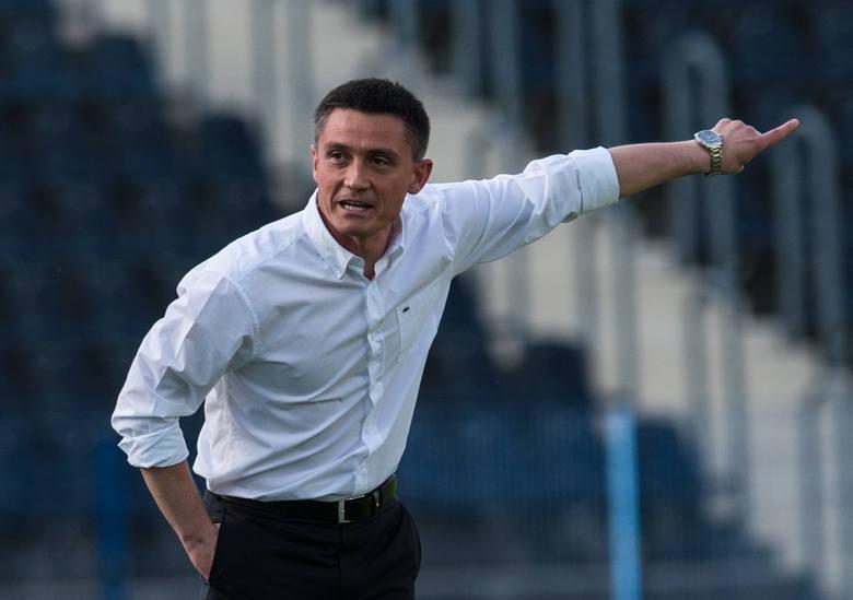 Mariusz Rumak będzie nowym trenerem Śląska Wrocław