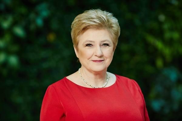 Elżbieta Lanc, członek zarządu województwa mazowieckiego