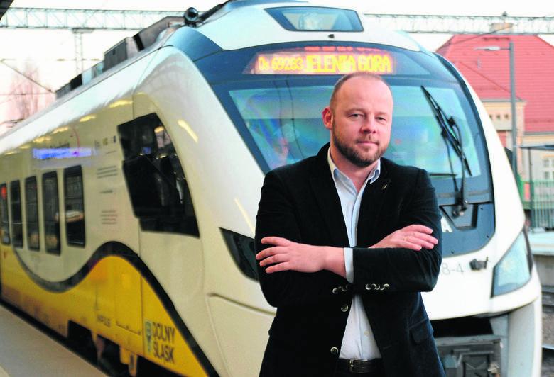 Chcemy, aby najdalej za 10 lat 99 proc. mieszkańców miast i ponad 90 proc. mieszkańców gmin miało dostęp dotransportu kolejowego